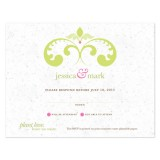 Flourish Plantable Reply Card