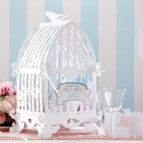 Vintage Bird Birdcage Postbox
