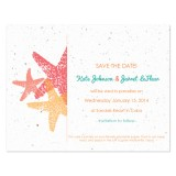 Star Plantable Save the Date Card